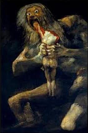 Goya, Cronus