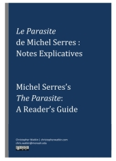 Christopher Watkin, Michel Serres's The Parasite - A Reader's Guide